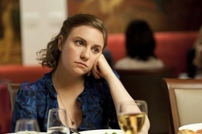 season two of Girls on HBO