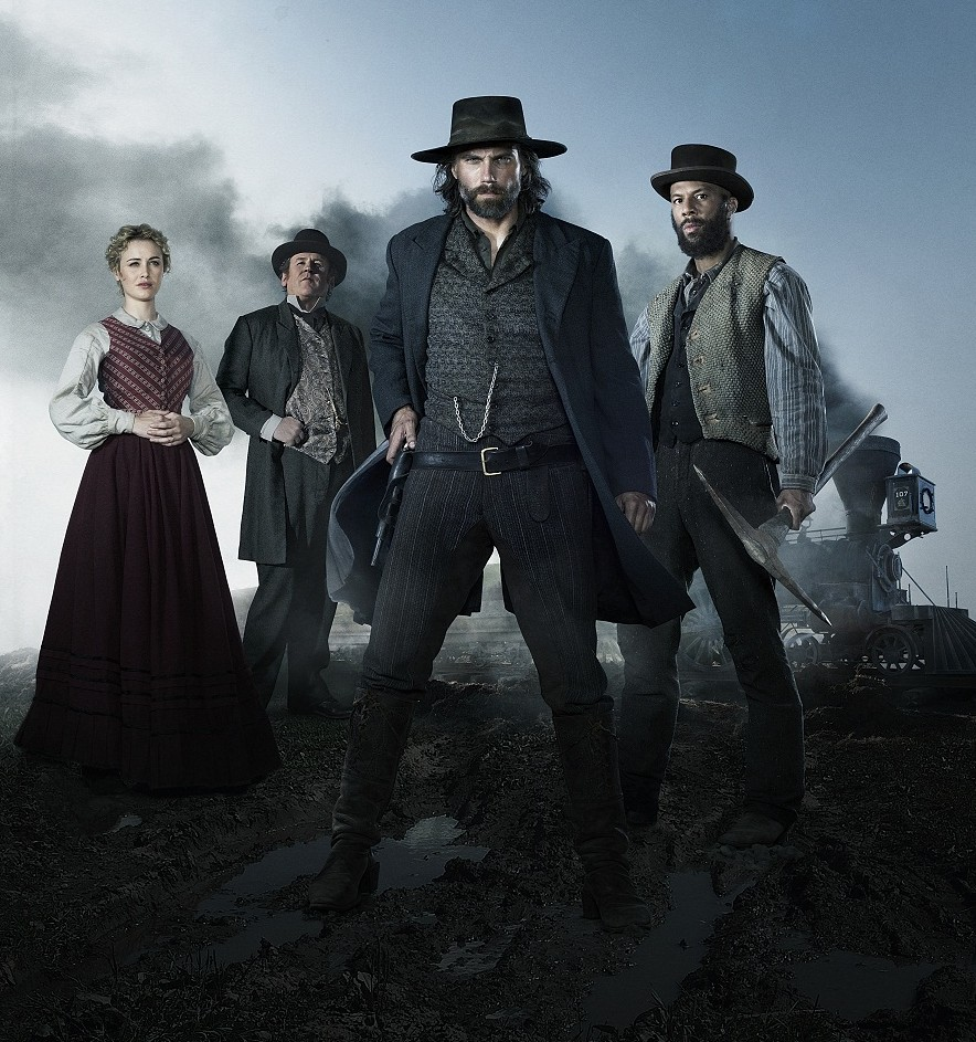 Hell on Wheels AMC TV series