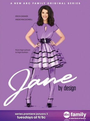 ABC Family TV show ratings Jane by Design