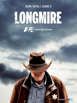 TV ratings for Longmire TV series