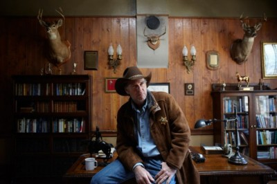 TV series Longmire on A&E