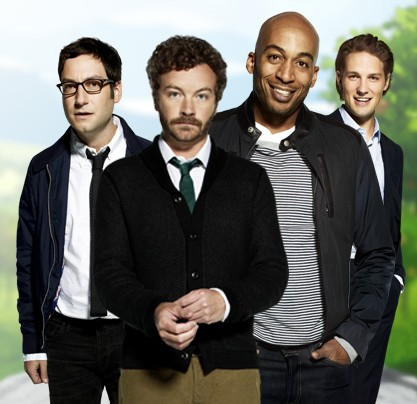 TBS sitcom Men at Work renewed for season two