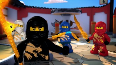 NINJAGO: Masters of Spinjitzu TV series on Cartoon Network