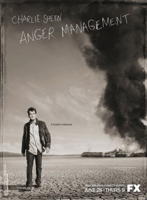 TV show ratings for Anger Management on FX