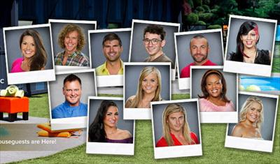 CBS ratings for Big Brother