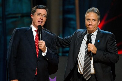 Daily Show, Colbert Report renewed