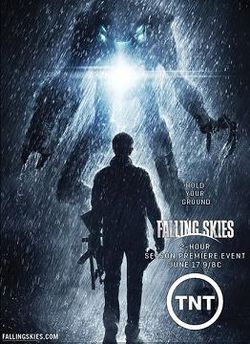 TNT ratings for Falling Skies TV series