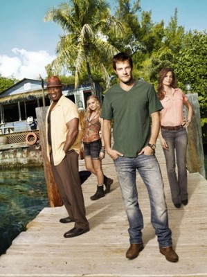 cancelled TV series The Finder
