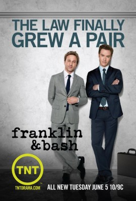 franklin and bash TV show ratings