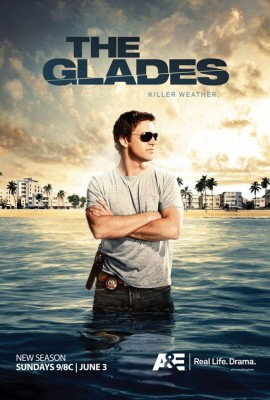 Glades TV series on A&E ratings