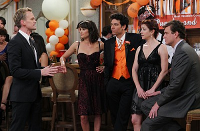 HOW I MET YOUR MOTHER season nine