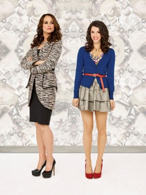 ABC Family TV show Jane by Design canceled or renewed