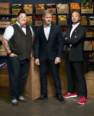 TV series MasterChef season 4