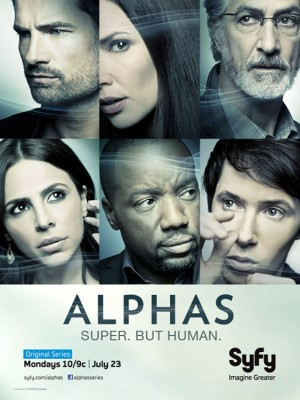 Alphas TV show ratings