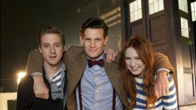 doctor who season seven on BBC America