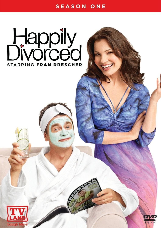 happily divorced season one on DVD
