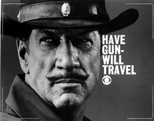 Have Gun – Will Travel reboot?