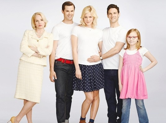 NBC TV series The New Normal
