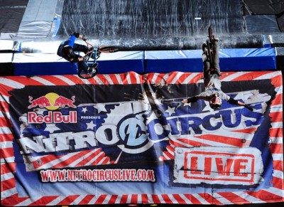 second season of Nitro Circus Live