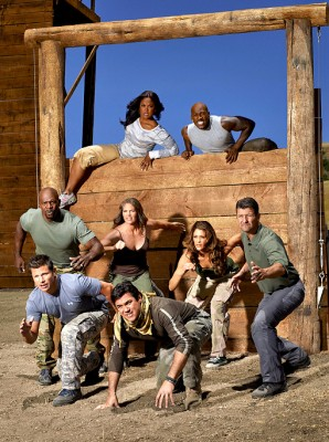 NBC TV show Stars Earn Stripes