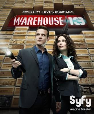 Syfy Warehouse 13 TV show ratings