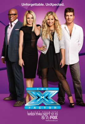 X Factor on FOX ratings
