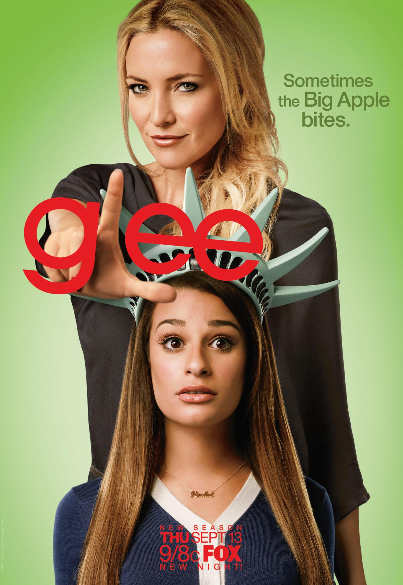 Glee season four ratings