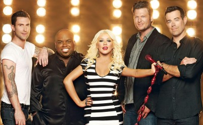 The Voice NBC TV series