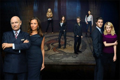 ABC TV show 666 Park Avenue