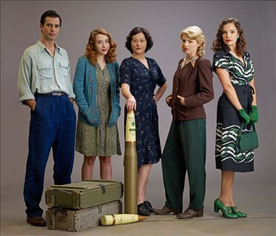 TV series Bomb Girls