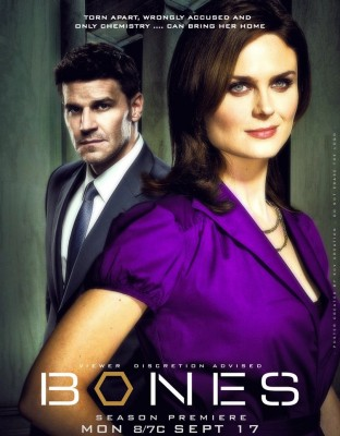 season eight ratings for Bones TV show