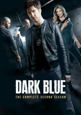 canceled Dark Blue on DVD