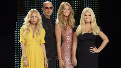 Fashion Star TV show on NBC