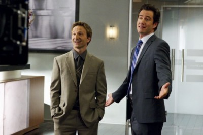 Franklin & Bash on TNT season three