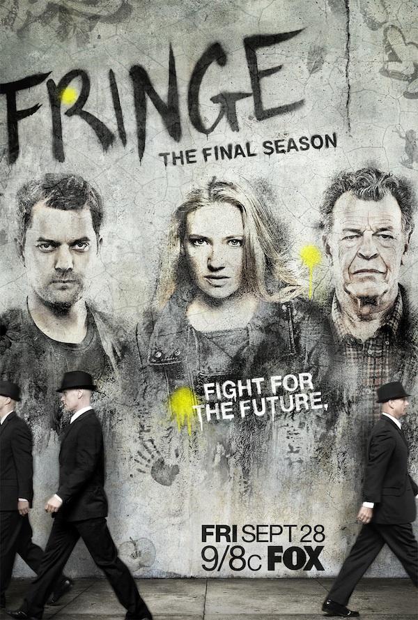 Last season of Fringe