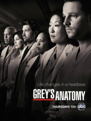 Grey\'s Anatomy ratings updated