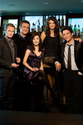 CBS TV show How I Met Your Mother ratings