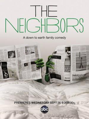 ABC TV show The Neighbors ratings
