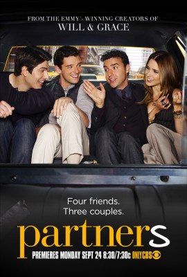 CBS TV show Partners ratings
