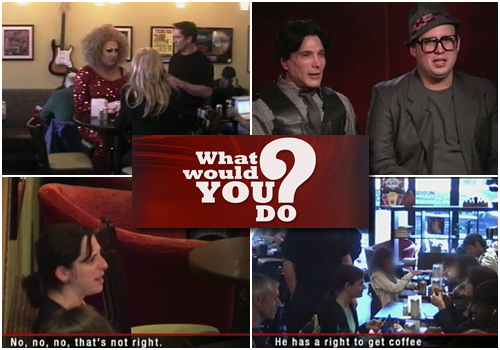 Primetime: What Would You Do? ratings