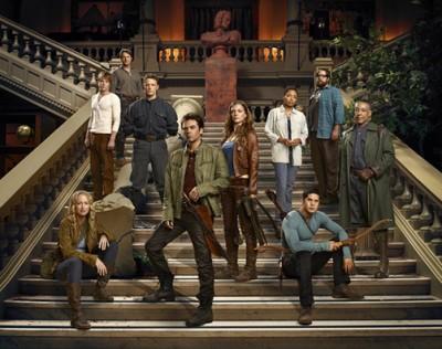 Revolution TV series on NBC