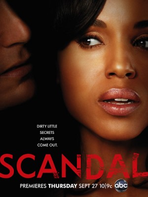 ABC TV show Scandal ratings