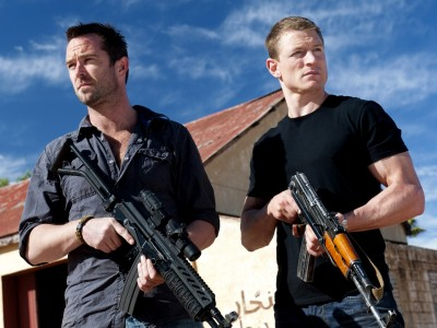 TV show Strike Back on Cinemax