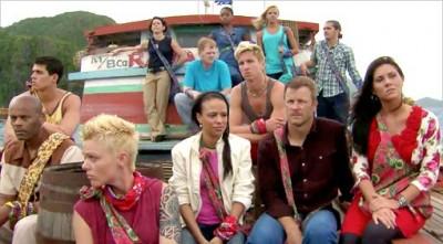 Survivor TV show ratings