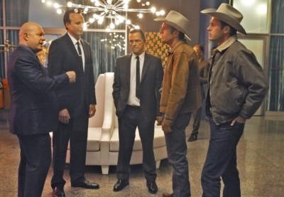 CBS TV series Vegas