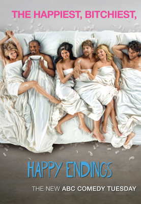 ABC TV show Happy Endings ratings