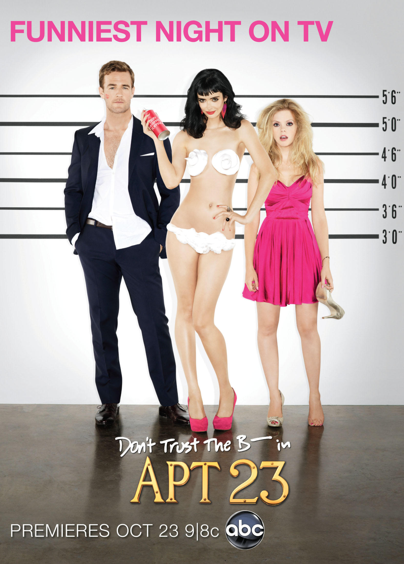 Don't Trust the B in Apt 23 ratings