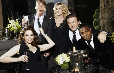 TV show 30 Rock ratings on NBC