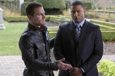 Arrow premiere ratings