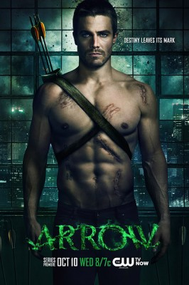 Arrow TV show ratings for The CW